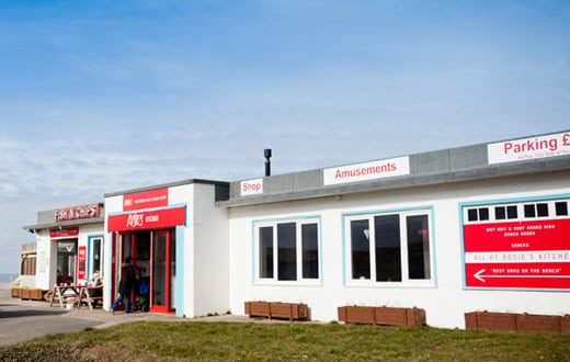 New Website For Cafe in Bude, Cornwall