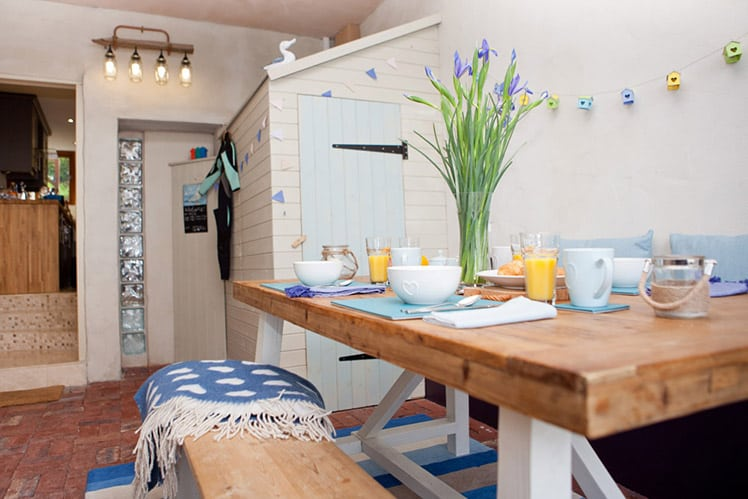 New website and full commercial photography for Cornish holiday accommodation