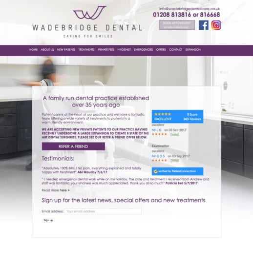 Wadebridge Dental