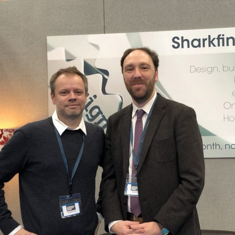 Jay & Dan at Sharkfin Media