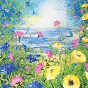 JR107 Wild Flowers by the Sea-0