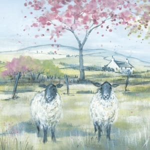 DD148 Sheep in the Meadow-0