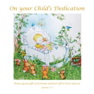 Bed Sleep Baby Teddy Bear Bunnies Angie Livingstone Child Dedication Christian