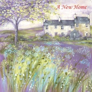 House Meadow Flowers Diane Demirci New Home Christian