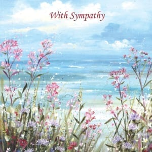 Water Sea Thrift Reeds Diane Demirci Sympathy Christian