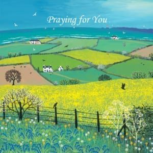 Summer Fields Patchwork Country Jo Grundy Praying Christian