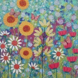 Summer Flowers Countryside Jo Grundy General Christian