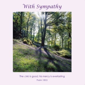 Forest Glade Trees Country VKGuy Sympathy Christian